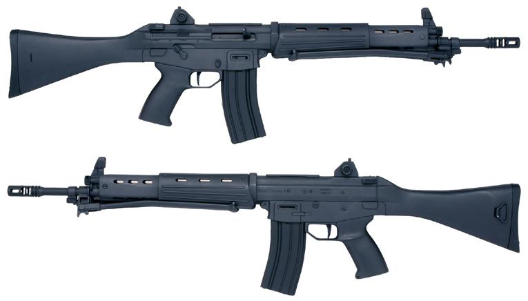 豊和工業 89式小銃 : ライフルカ...